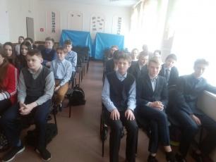 Школьники поговорили о любви языком поэзии
