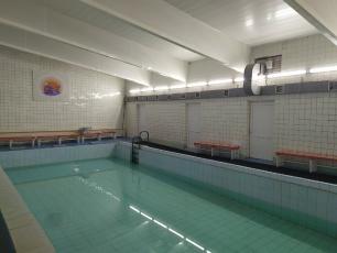 В школе 24 отремонтирован бассейн