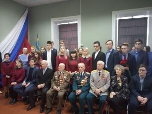 80 Уроков мужества проведено во Владимире